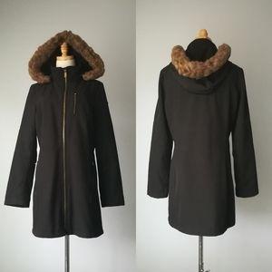 CALVIN KLEIN Softshell Waterproof Anorak Jacket